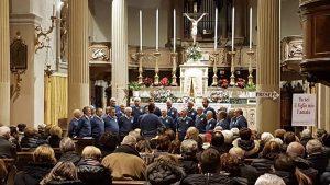6 gennaio 2018 - Coro Montegaleto diretto da Stefano Cerutti