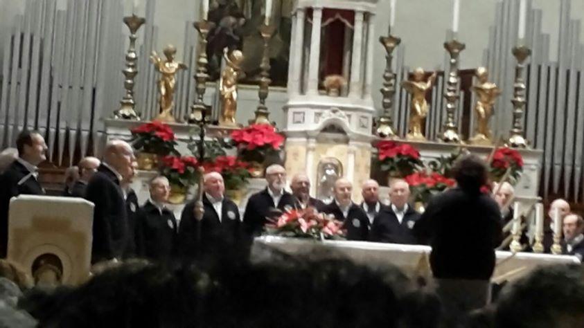 Chiesa di Lazise 26 dicembre 2015