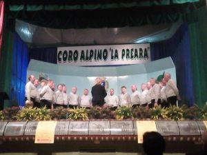 Coro Amici dell'Obante. Rassegna 2015