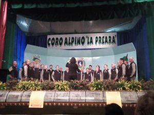 Coro Voci del Bondone Rassegna 2015