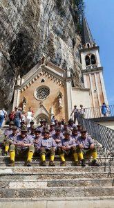 Madonna della Corona Spiazzi 9 agosto 2015