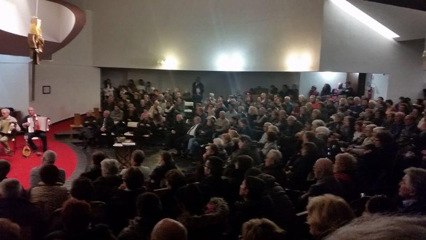Villa Elena da Persico - Affi 6 gennaio 2016
