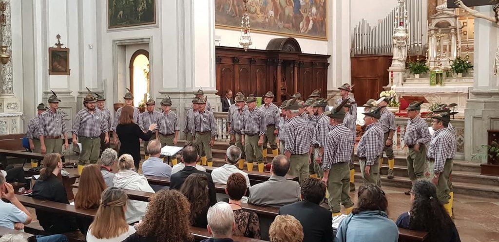 Concerto in chiesa