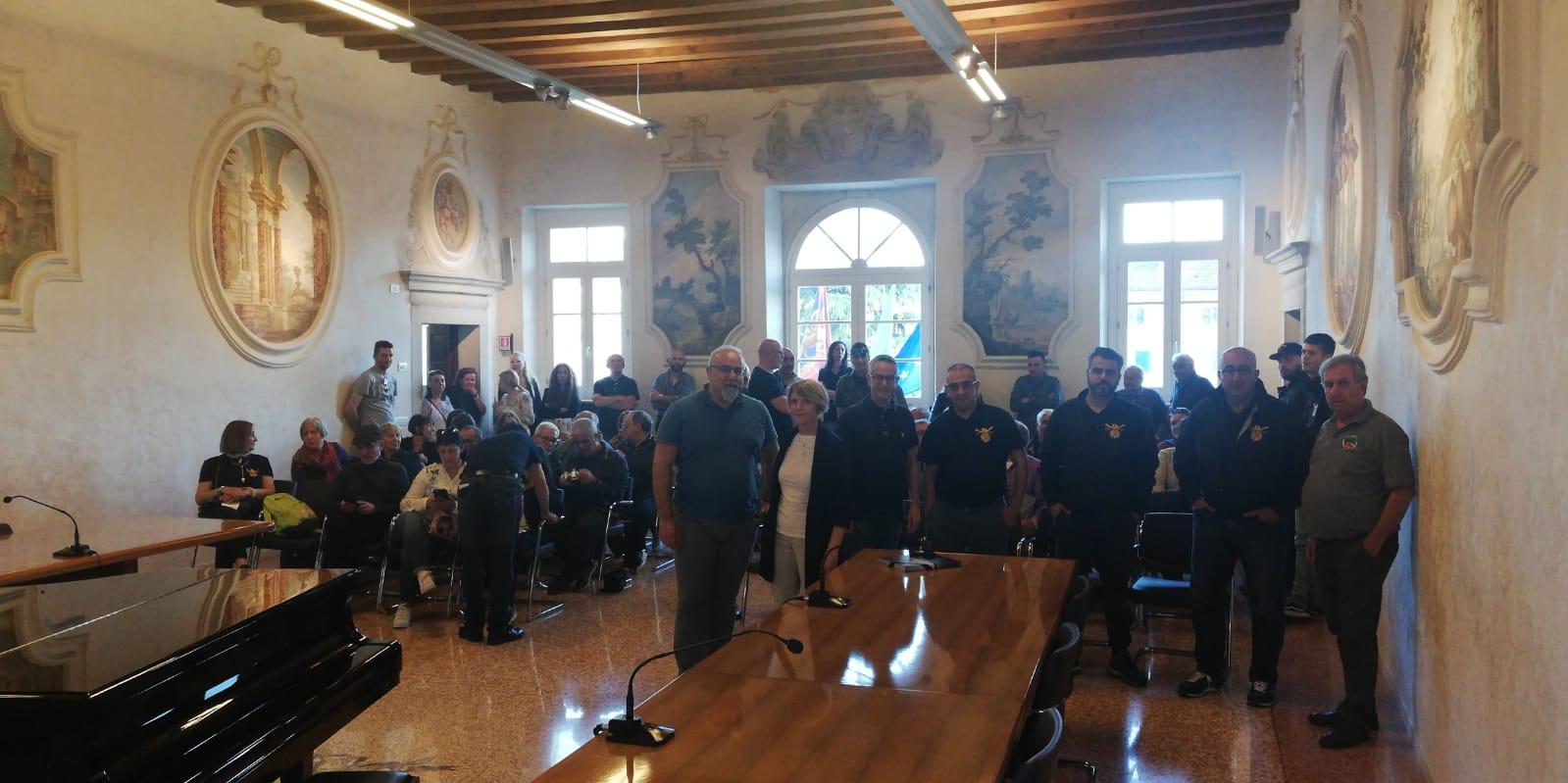 Il Coro Città di Ozieri accolto nel Comune di Caprino